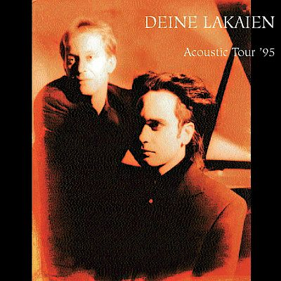 Deine Lakaien - Acoustic Live Album Artwork by:  Artwork by Fred Stichnoth