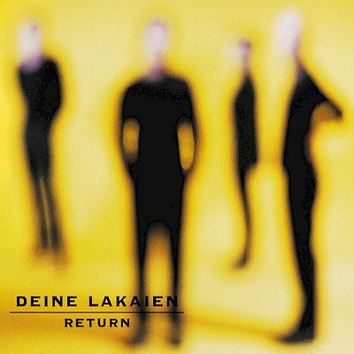 Deine Lakaien - Return Maxi-CD Artwork by:  Artwork by Markus Rock