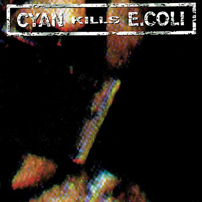 Cyan kills E.Coli - Do not open