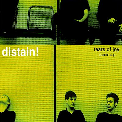 Distain! - Tears of Joy Maxi