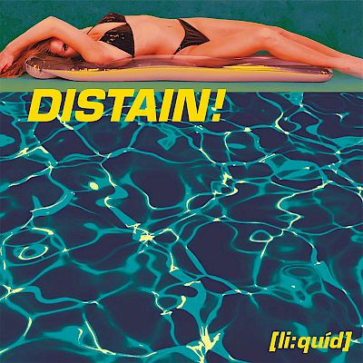 Distain! - [li:quid] Artwork by:  Artwork by Fred Stichnoth